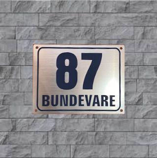 87 BUNDEVARE